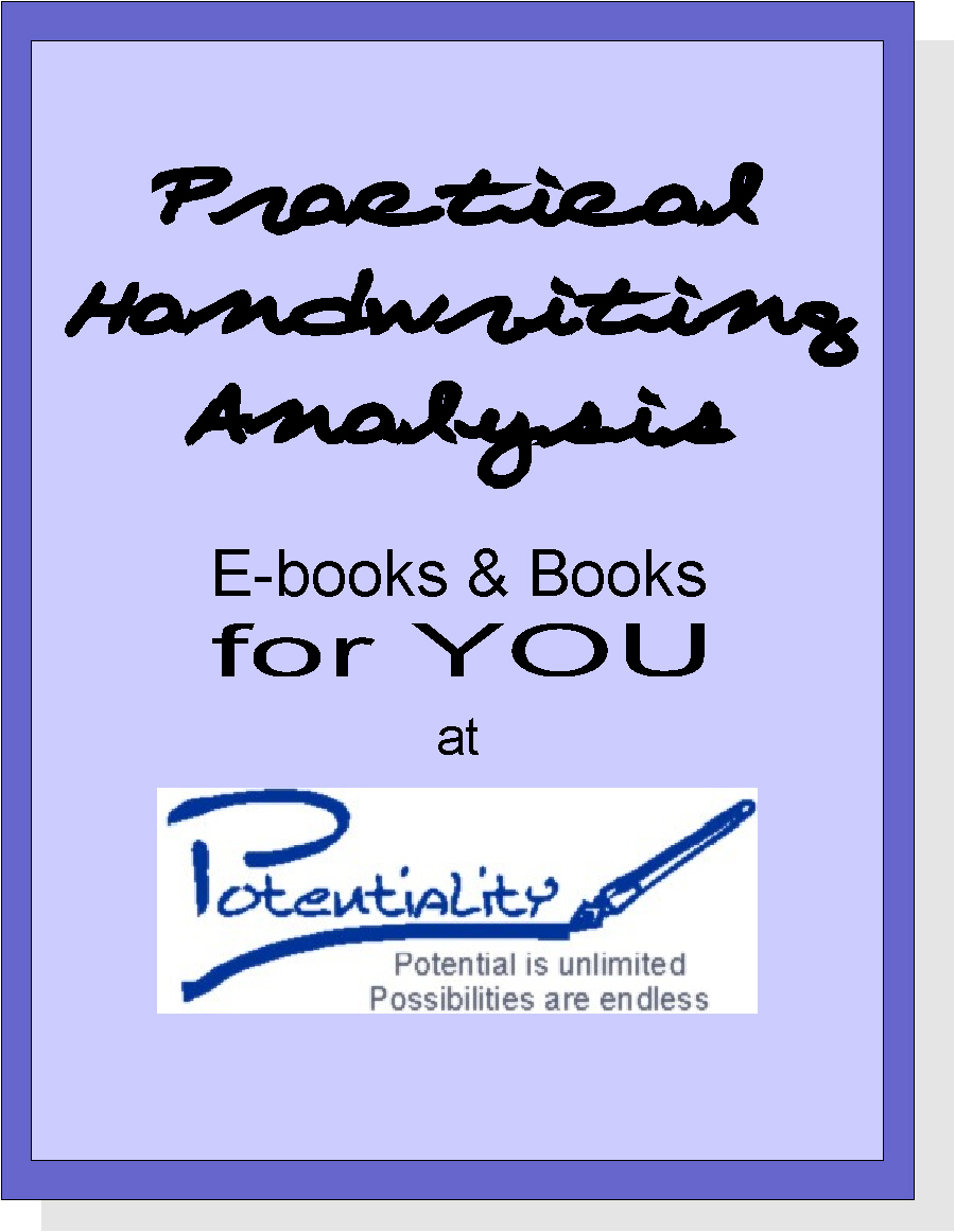 Choosing Personality Tests: why Handwriting Analysis