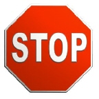 stop sign Hiring Help for Employers