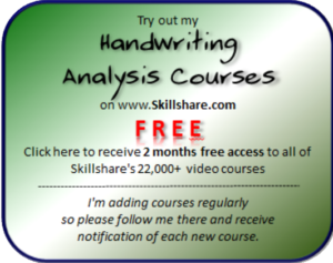 Handwriting Analysis Capital Letters