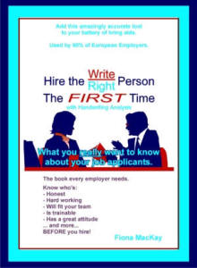 Hiring Help: Hire the Right/Write Person the First Time