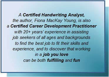 Fiona MacKay Young Certified Career Development Practitioner - Certified Handwriting Analyst