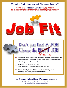 Job Fit: Don't just find a job, choose the right/ write job