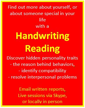 Handwriting Readings