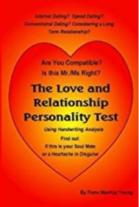 Love and Relationship Personality Test cover image