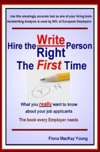 Hire the Right/ Write Person the First Time