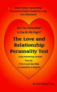 The Love and Relationship Personality Test