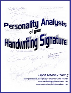 Personality Analysis of your Handwriting Signature